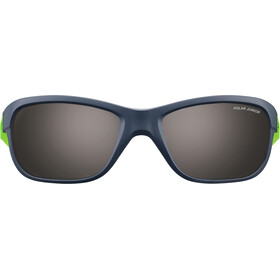 Julbo Junior 6-10Y Player L Polarized 3 Sunglasses Matt Dark Blue/Green-Gray